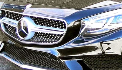 Don't Be Dumb, Authorities Warn After Thieves Swipe Mahwah Mercedes