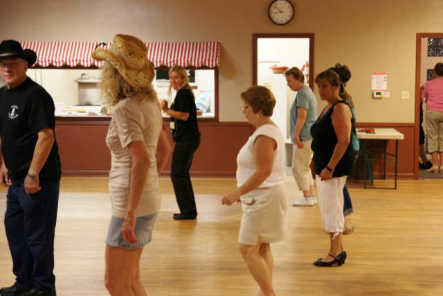 The Mount Kisco American Legion will host a line dancing night on Friday.