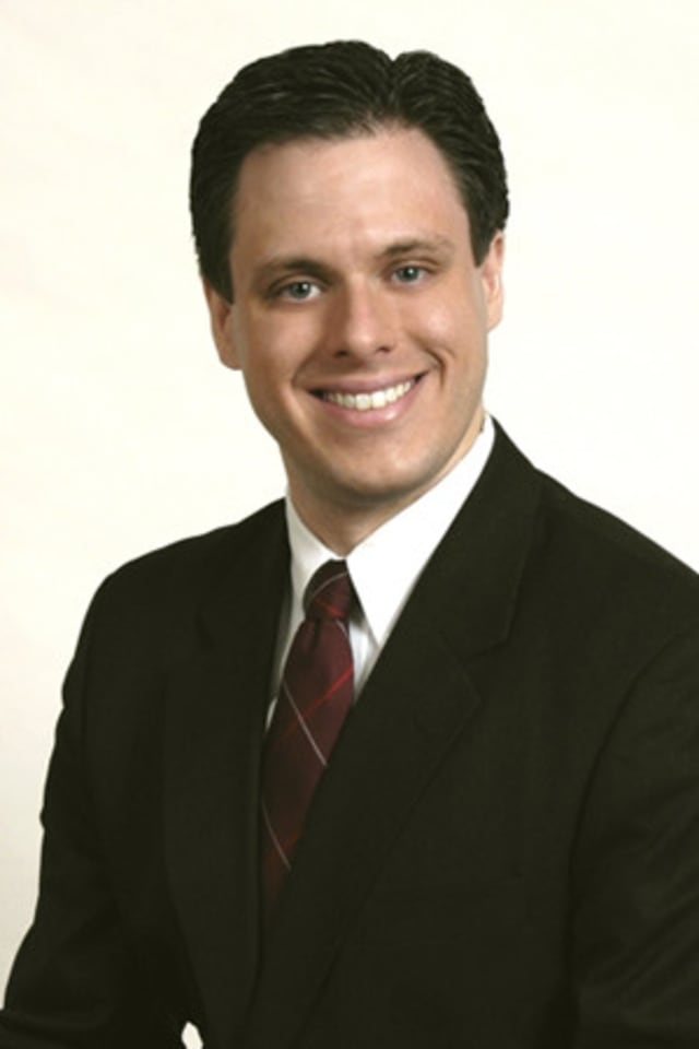Dan Debicella was endorsed by the Independent party in November's election for Connecticut's fourth district.
