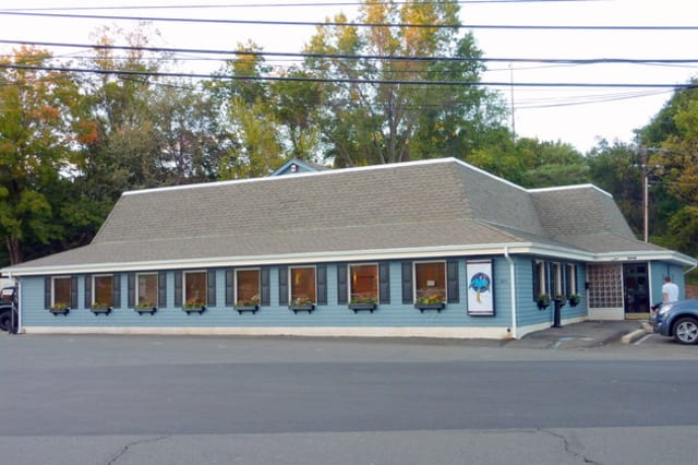 The Blu Parrot restaurant, located at 60 Charles St. in Westport, has closed.