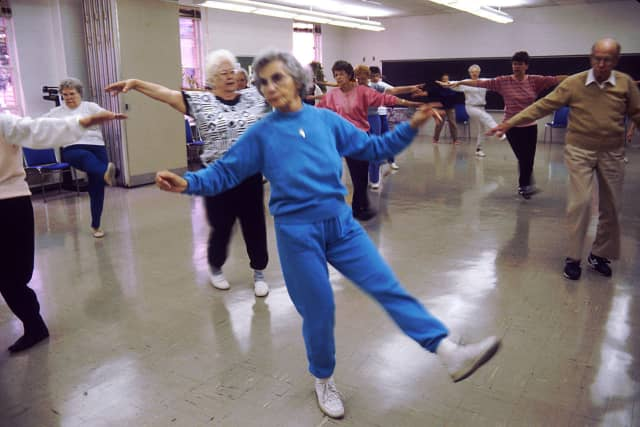 The William E. Dermody Public Library in Rutherford is having Fitness Fridays.