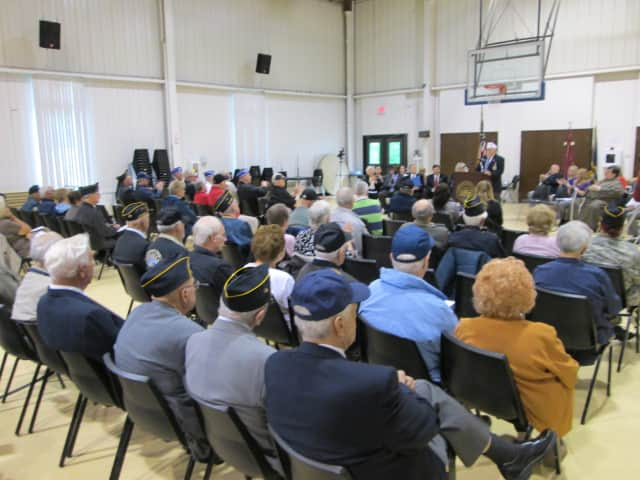 Helping veterans recognize and cope with the effects of toxic chemical exposure is a year-long project of the state council of the Vietnam Veterans of America, which had a panel discussion Sept. 27 in Little Ferry.