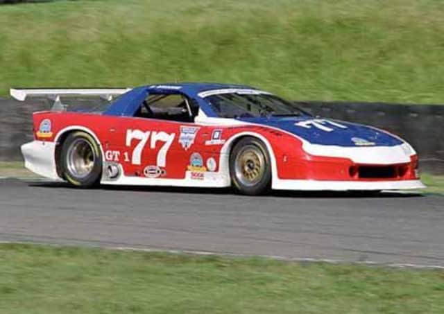 Paul Newman's Trans Am, which he raced between 1997 and 2001, will be on display at the Concours d'Caffeine event in Saugatuck on May 17.