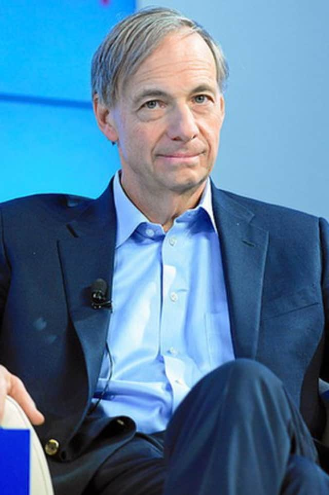 Ray Dalio of Greenwich, the founder of Westport-based Bridgewater Associates, is the richest Connecticut resident on the Forbes 400 list.