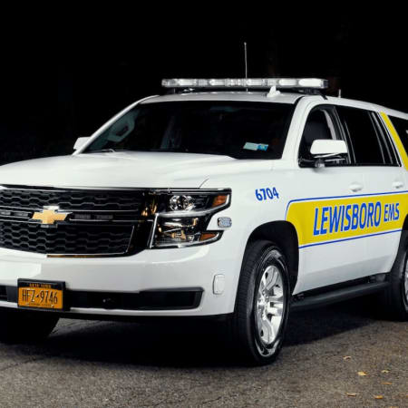 "The Lewisboro Volunteer Ambulance Corps (LVAC) has received a new and fully equipped sport utility vehicle to serve as a ""fly car"" for rapid response."